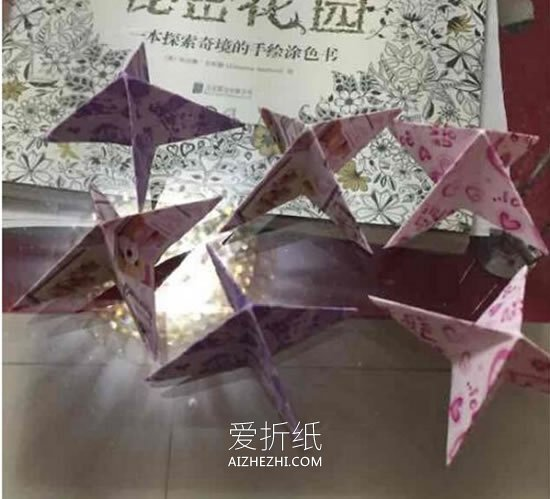 怎么折纸陀螺的方法 简单手工陀螺的折法图解- www.aizhezhi.com