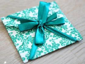 手工折纸创意信封/贺卡的方法图解