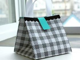 纸手提袋制作步骤图解 精美手提袋制作教程