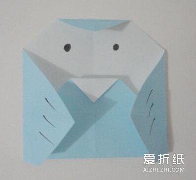 皱纹纸做康乃馨视频_如何折纸小鸟 幼儿折纸小鸟的折法图解_爱折纸网