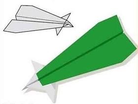 儿童折纸飞机大全图解 9种简单纸飞机的折法