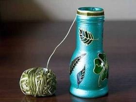 迷你玻璃瓶工艺品DIY 艺术范玻璃花瓶手工制作