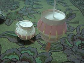 灯笼的制作方法和图集 幼儿园手工制作灯笼步骤
