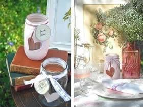 怎么用玻璃瓶制作花瓶 简单玻璃瓶花瓶DIY教程