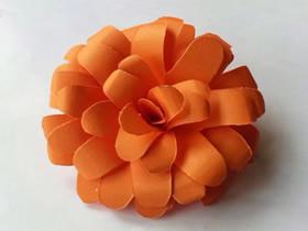 小学生手工制作纸花 简单纸花的制作图解