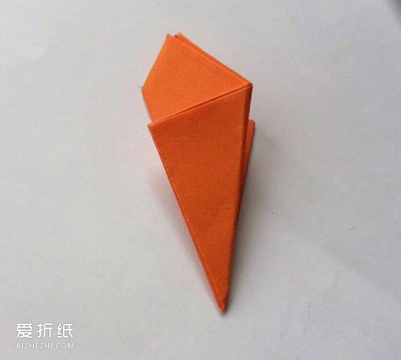 小学生手工制作纸花 简单纸花的制作图解- www.aizhezhi.com