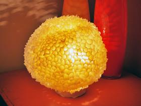 如何制作台灯罩子 海绵纸台灯灯罩的做法