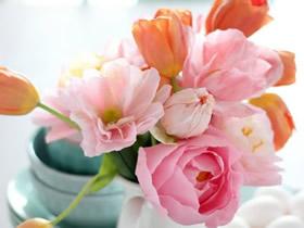 如何用皱纹纸做花 皱纹纸花朵做法图解