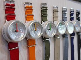 用易拉罐制作手表 个性易拉罐手表DIY
