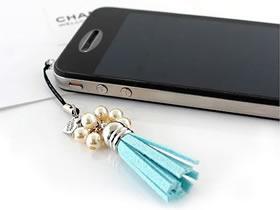怎么用皮革做手机挂件 漂亮手机挂饰DIY制作