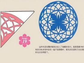 八种窗花剪纸图案 手工制作窗花的剪纸方法
