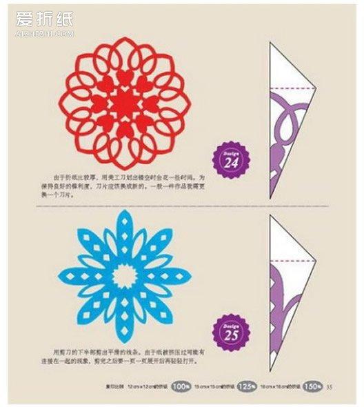 软陶制作入门_八种窗花剪纸图案 手工制作窗花的剪纸方法_爱折纸网