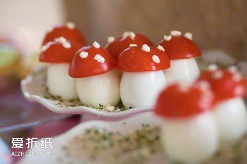 各种蔬菜图片大全_煮鸡蛋的创意做法 简单好玩煮鸡蛋DIY图片_爱折纸网