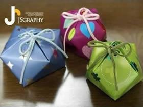 酸奶盒废物利用做包装盒 酸奶盒折包装盒的方法
