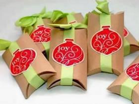 怎么用卷纸芯做包装盒 卷纸芯手工制作礼品盒