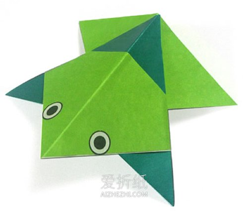 Instructions Origami Frog
