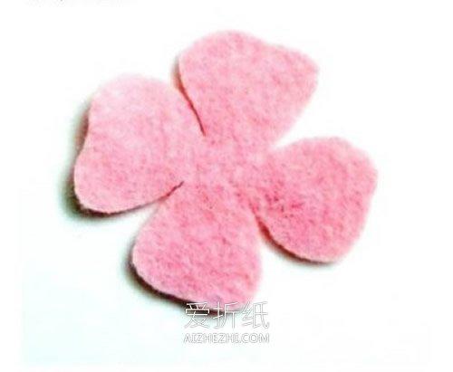 布娃娃花束怎么做_怎么做布花花束的方法 手工制作布花花束装饰_爱折纸网