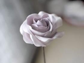 怎么制作粘土玫瑰花 超轻粘土玫瑰花图解