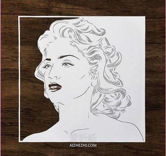 用卡纸做手工食物_手工精美纸雕作品欣赏 好看的平面纸雕图片_爱折纸网