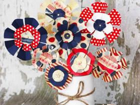 怎么用卡纸做花图解 卡纸手工制作花朵教程