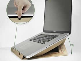 怎么做笔记本散热架 披萨盒手工制作散热架