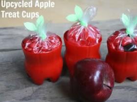 怎么做水果收纳的方法 可乐瓶废物利用做收纳