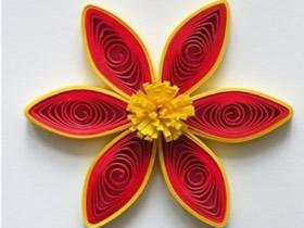 怎么做衍纸花基础教程 衍纸手工制作花朵入门