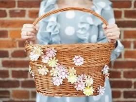 怎么把易拉罐做成花朵 易拉罐手工制作花朵