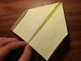 怎么折最简单纸飞机 最经典纸飞机的折法图解