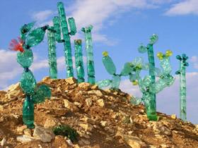 怎么用塑料瓶做装饰品 塑料瓶装饰手工制作