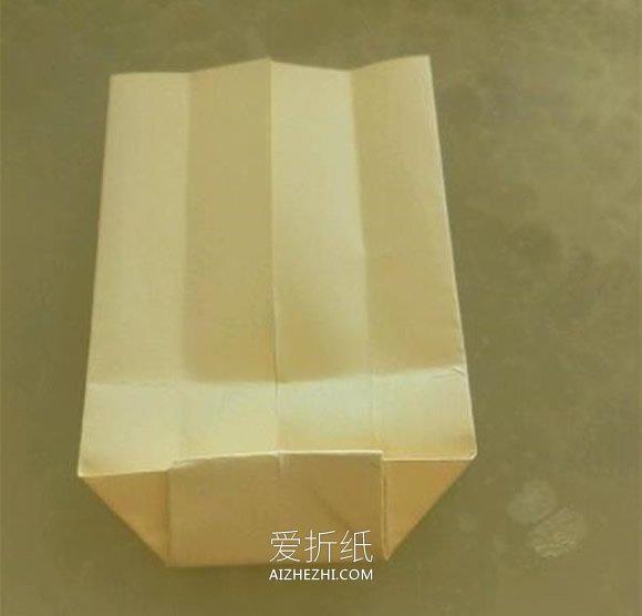 怎么折纸小床的方法 简单小床的折法图解- www.aizhezhi.com