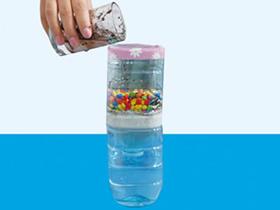 怎么把泥水过滤成清水 过滤泥水的科学小实验
