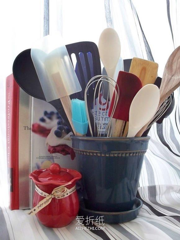 生活小创意废物利用_日常生活收纳创意图片 实用家庭收纳小技巧_爱折纸网
