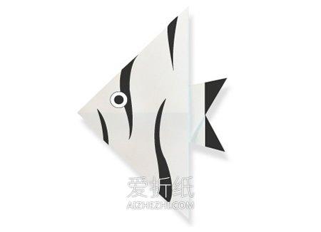 儿童手工仙子精灵折纸怎么折-可爱的精灵仙子