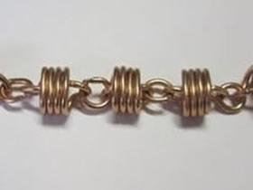 怎么做金属手链方法 金属丝手工制作手链图解
