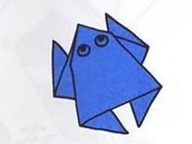 10种儿童折纸教程图解 简单又好玩!