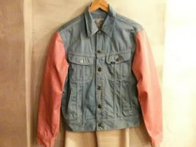 怎么改造旧夹克的方法 简单夹克改造方法图解