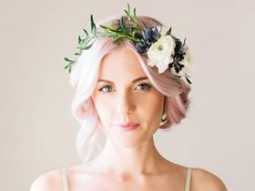 怎么做新娘花环的方法 鲜花花环手工制作教程