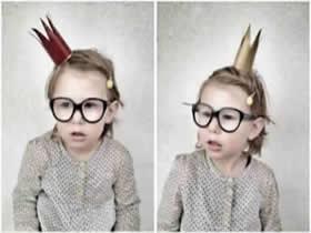 怎么做卷纸芯皇冠图解 儿童派对皇冠手工制作