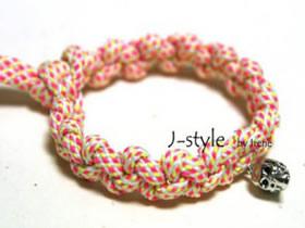 怎么编织绳结手链图解 简单又漂亮手绳编法