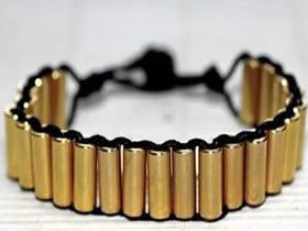 怎么做管珠手链的方法 管珠串珠时尚手链图解
