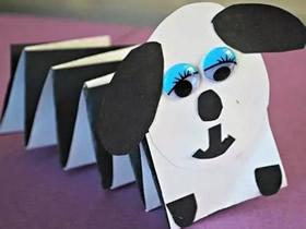 怎么做卡纸小动物图片 卡纸手工制作可爱动物