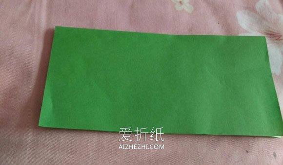 怎么折纸方形首饰盒 手工花朵礼盒的折法图解- www.aizhezhi.com
