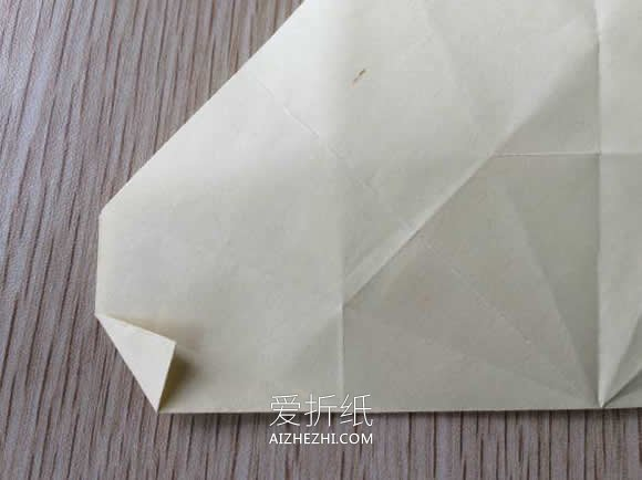 怎么折纸八瓣花的方法 超美八瓣纸花的折法- www.aizhezhi.com