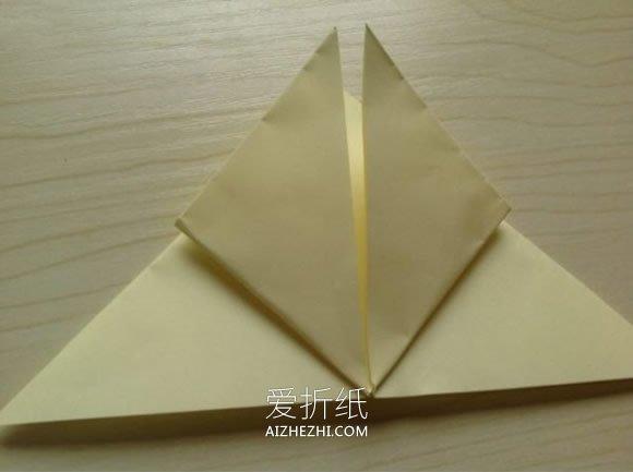 怎么折纸简单皮卡丘 儿童立体皮卡丘的折法- www.aizhezhi.com