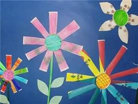 幼儿手工制作作品图片 简单容易学的环保手工