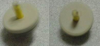 怎么做简易陀螺的方法 瓦楞纸手工制作陀螺- www.aizhezhi.com