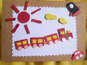 怎么做好看的生日卡片 卡纸手工制作生日贺卡
