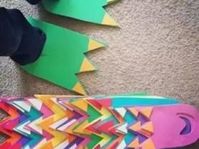 怎么用纸箱做儿童玩具 快递纸箱制作玩具方法