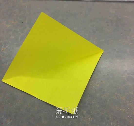 怎么折纸千纸鹤 做一个象征希望的火焰雕塑-www.dyy7.com